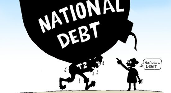 Tanzania: National Debt Fell By Over Sh1tr in July – BoT