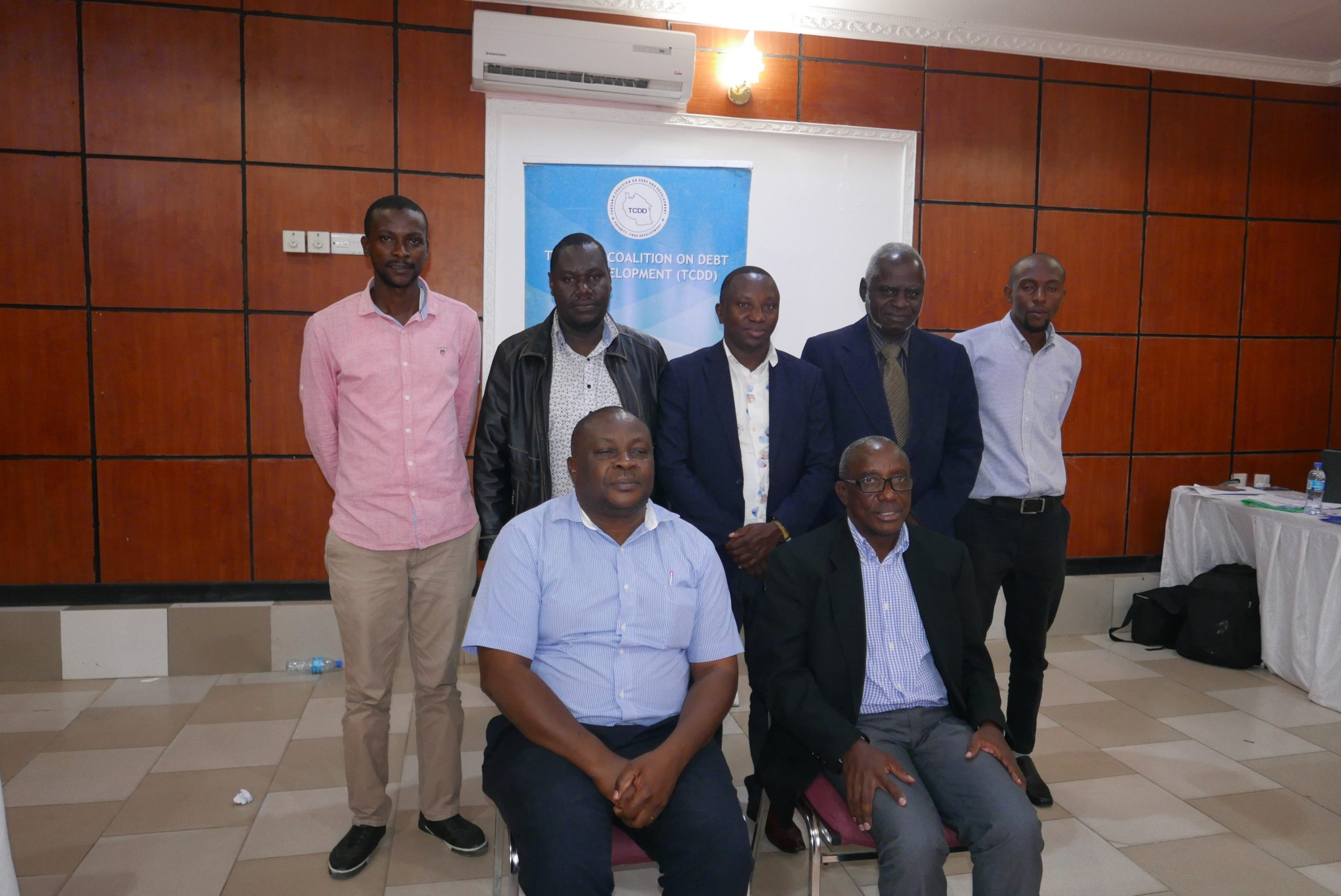 New elected TCDD Board Members