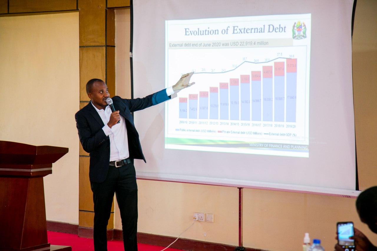 Status of Tanzania Public Debt Sustainability