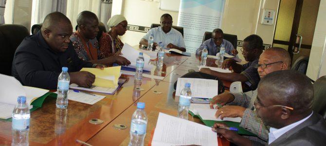 TCDD Steering Committee September 2018